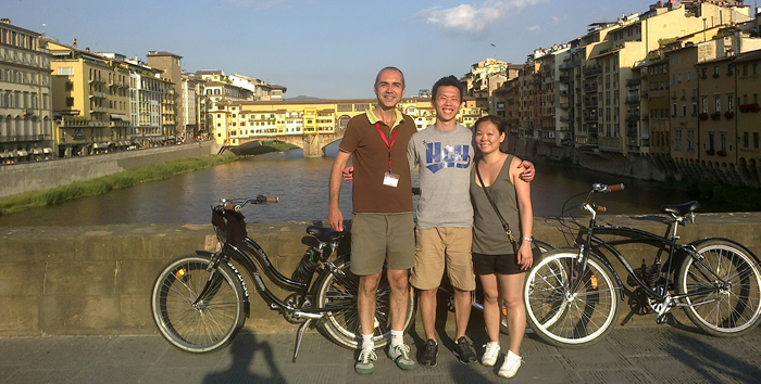 Florence City Bike Tour